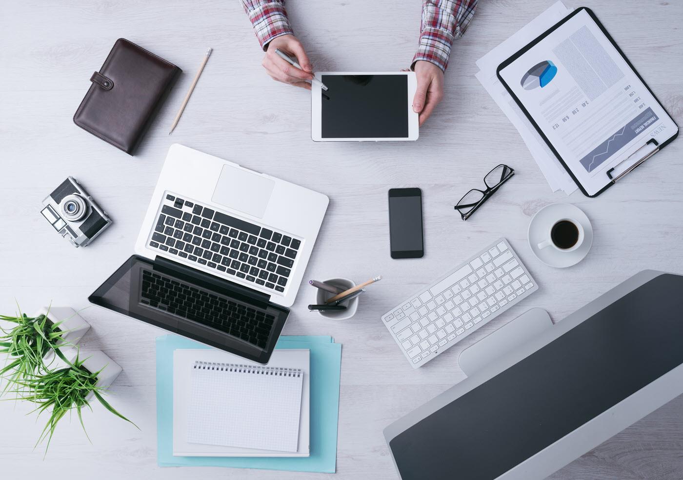 Portable, tablette, téléphone et autres technologies