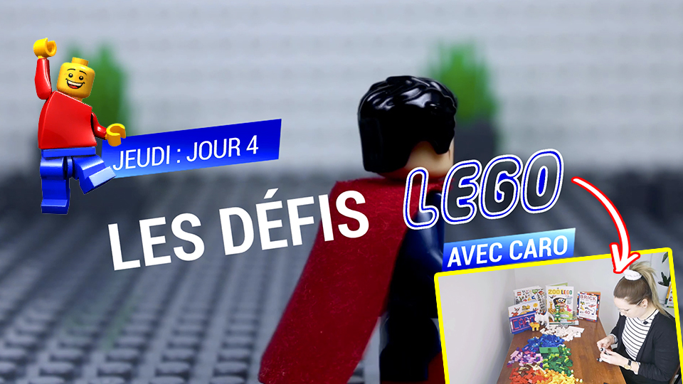 Défi Lego jour 4