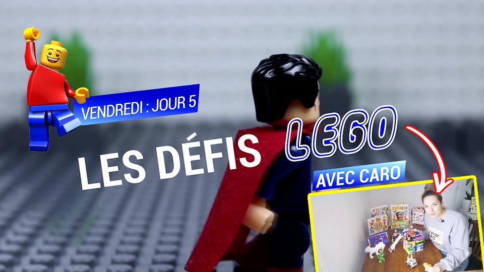 Défi Lego jour 5