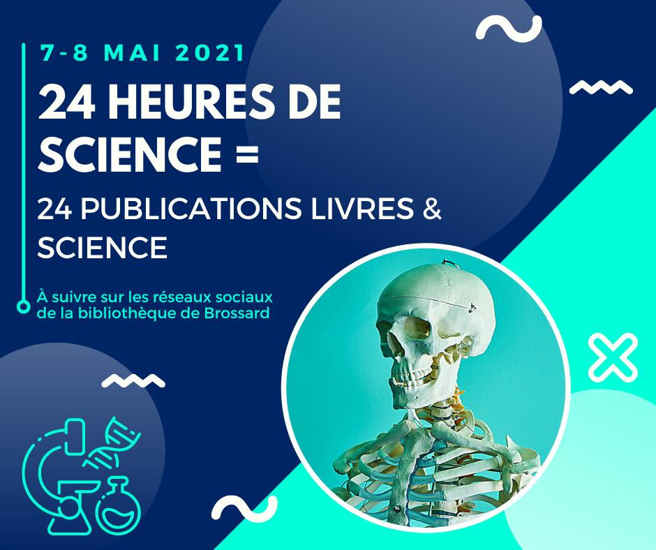 24 heures de science 2021