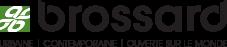 Logo de la ville de Brossard