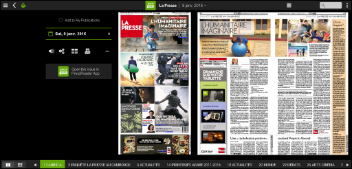 Guide PressReader 6