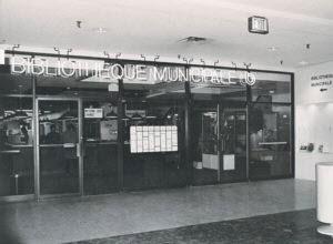Bibliothèque municipale de Brossard, 1985-1986